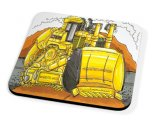 Kico Automotive Coaster - Caterpillar Bulldozer