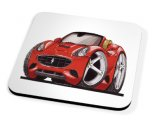Kico Automotive Coaster - Ferrari California