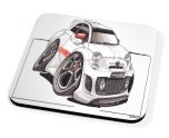 Kico Automotive Coaster - Fiat 500 Abarth