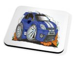 Kico Automotive Coaster - Fiesta ST