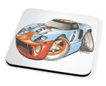 Kico Automotive Coaster - Ford GT40