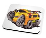Kico Automotive Coaster - Lamborghini Superleggera