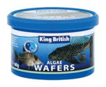 King British Algae Wafers 40g or 100g