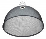 KitchenCraft Round Metal Mesh Food Cover 30cm