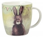 Churchill Alex Clark Squash Mellow Yellow Hare Mug 390ml