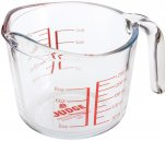 Judge Kitchen Glass Measuring Jug 250ml