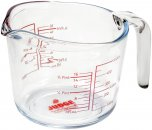 Judge Kitchen Glass Measuring Jug 500ml