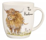 Churchill Olive The Herdsman Mug 300ml