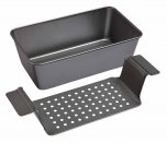 Chicago Metallic Non-Stick Loaf Pan Set 2lb / 900g