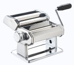 KitchenCraft Italian Collection Deluxe Double Cutter Pasta Machine