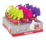 Metaltex Garlic Press (Assorted Colours)