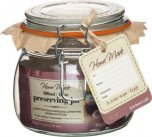 Home Made Traditional Glass Preserving Jar 500ml (18oz)