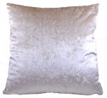 Evans Lichfield Bling Cushion 43cm Gold