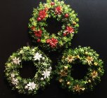 Florelle 18'' Christmas Present Wreath - Assorted