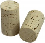 Young's Standard Straight Corks - Pack of 12