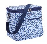 KitchenCraft We Love Summer Santorini Medium Family Cool Bag 12 Litres