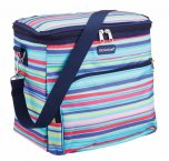 KitchenCraft 'We Love Summer' Antigua Family Cool Bag, 12 Litres