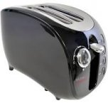 Lloytron Kitchen Pefected 2 Slice Toaster 950W - Black