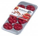 Bolsius Aromatic Wax Melts (Pack of 8) - Baked Apple