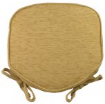 Evans Lichfield Savannah Walled Seat Pad - Gold