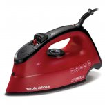 Morphy Richards Breeze Steam Iron Red