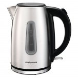 Morphy Richards Equip Jug Kettle Stainless Steel