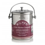 Kilner Stainless Steel Kitchen Composter 2