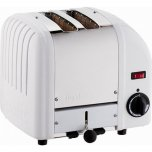 Dualit Classic Toaster 2 Slice White 20248