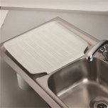KitchenCraft Rubber Draining Board Mat 51 x 41cm