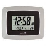 Acctim Avanti Radio Controlled LCD Wall Clock