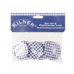 Kilner Preserving Twist Lids 43mm (Pack of 6)