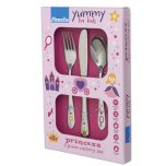 Princess 3 Piece Cutlery Set