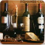 Creative Tops Coasters (Set of 6) Vintage Wine