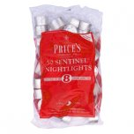 Price's Sentinel Nightlights 50 Bag