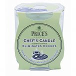 Price's Fresh Air Scented Candle Jar - Chef's