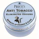 Price's Fresh Air Scented Candle Tin - Anti Tobacco