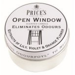 Price's Fresh Air Scented Candle Tin - Open Window