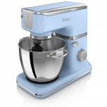 Swan Retro Stand Mixer with Bowl Blue