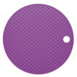 Colourworks Round Silicone Trivets 20cm