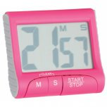 Colourworks Electronic 100 Minute Count Down Timer - Assorted Colours