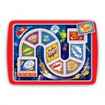 Fred Dinner Winner Kid's Dinner Tray - Super Hero