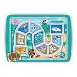 Fred Dinner Winner Kid's Dinner Tray - Pirate