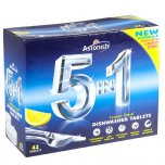 Astonish 5in1 Lemon Dishwasher Tablets