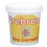 Firebrand Cement - Black 500gm
