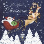 Paper + Design 33cm Napkins (Pack of 20) - Magic of Christmas