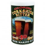 Geordie Beer Making Kit (40 Pints) - Yorkshire Bitter