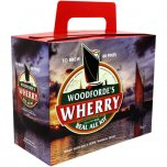 Woodforde's Real Ale Kit (40 Pints) - Wherry