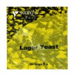 Young's Ubrew Lager Yeast Sachet 5g