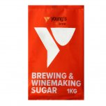 Young's Ubrew Brewing & Winemaking Sugar 1kg
