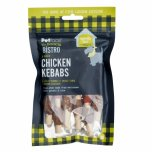 Petface The Doggie Bistro Chicken Kebabs (Pack of 6)